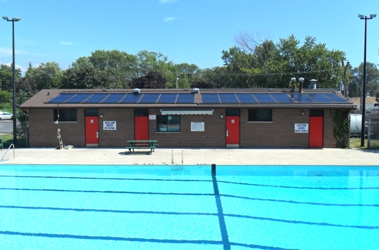 YMCA Community Outdoor Pool Cobourg