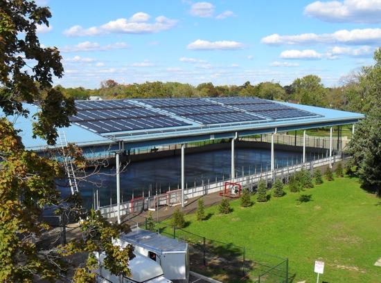 Lanspeary Park Solar System