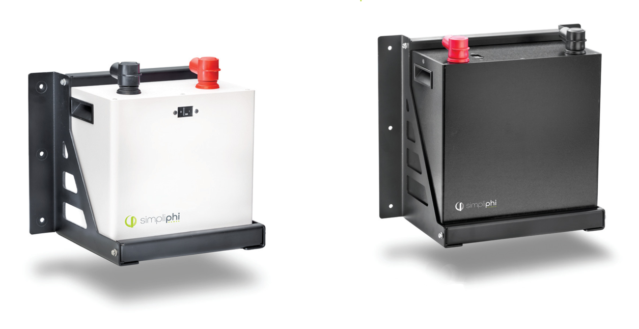 SimpliPhi 3.4 and 2.6 Kwh batteries