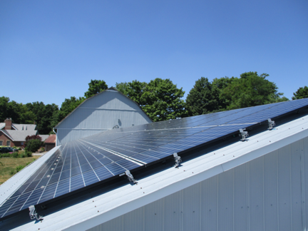 MicroFIT & net metered PV system each 10 Kw