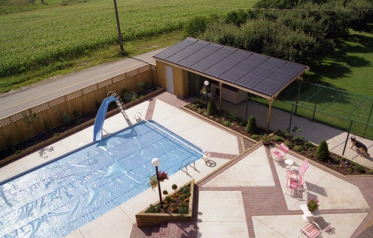 Solar Pool Heating Introduction